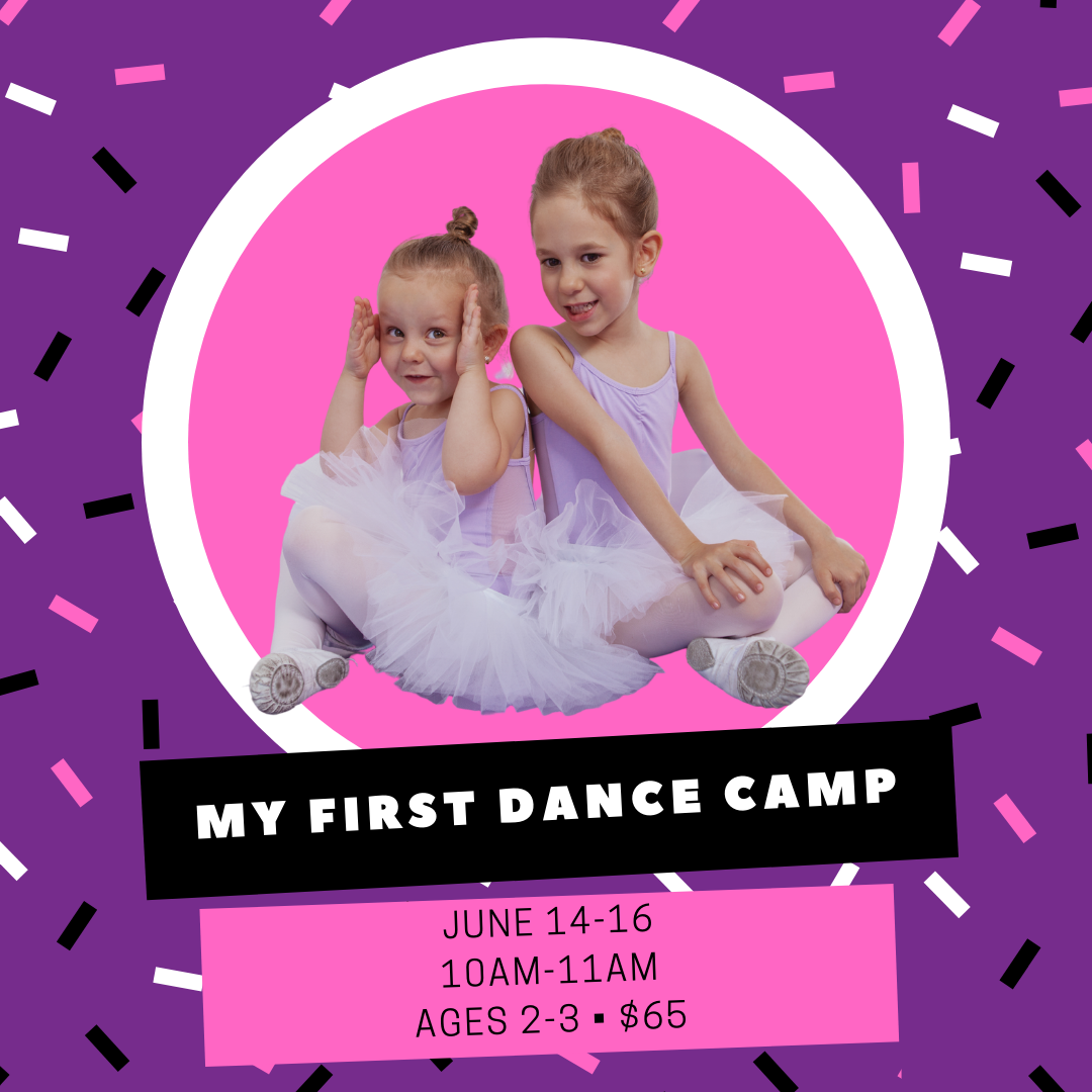 All the glitz, glamor, and magic of ballet for your new dancer. Learn ballet fundamentals through creative movement!